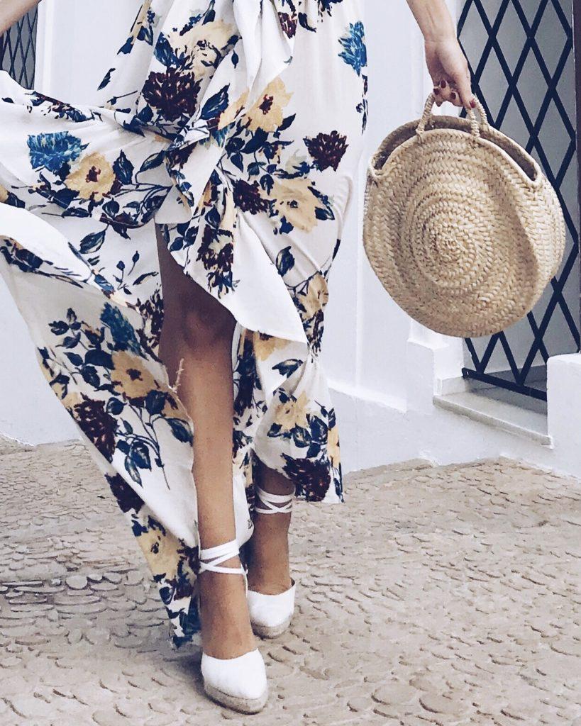 Vestido blanco, un básico para el verano Tania Agullo