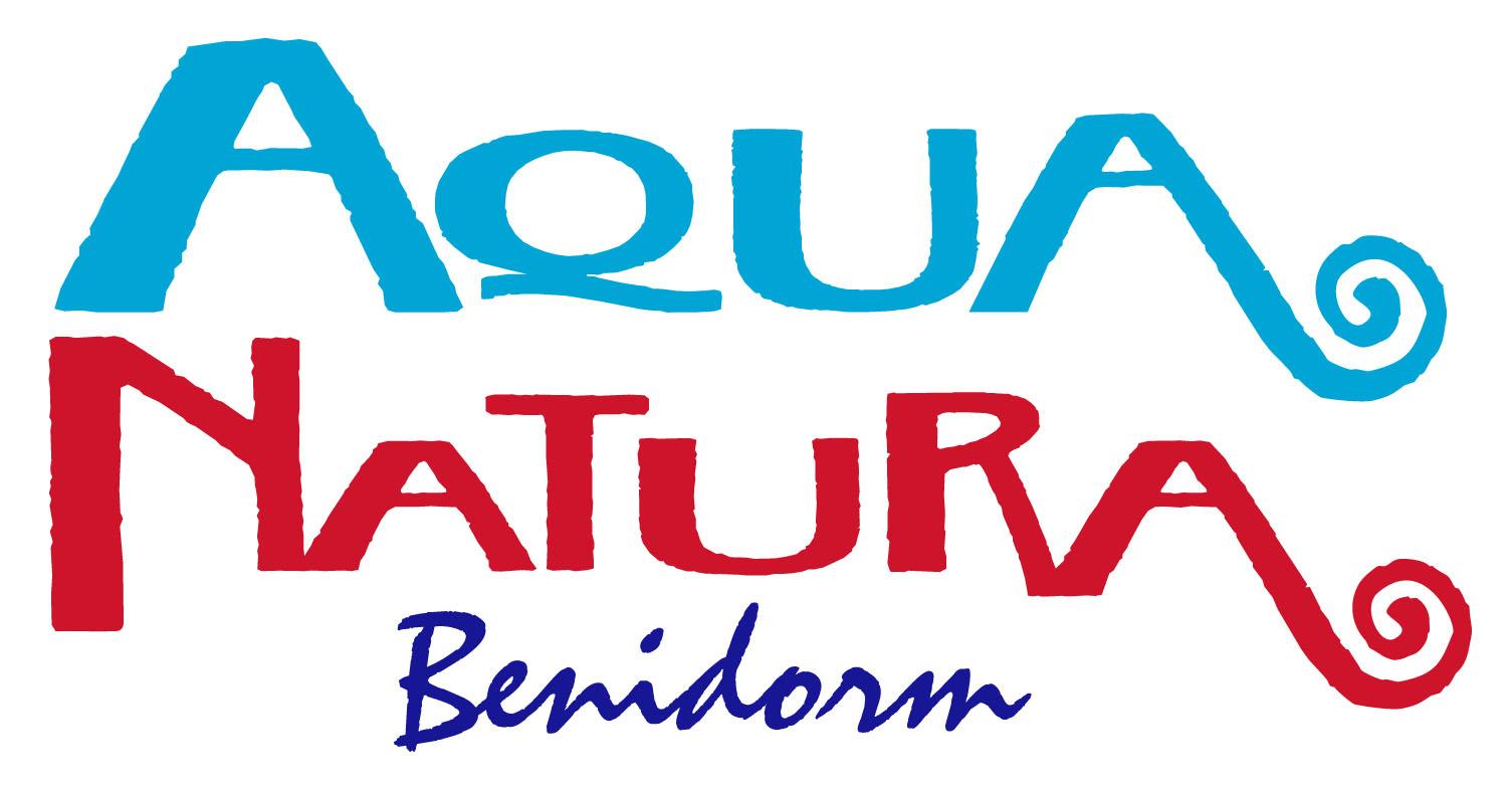 logo aqua natura benidorm