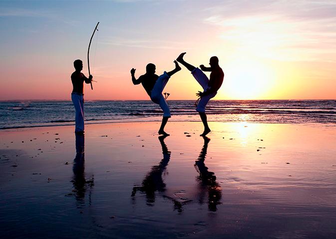 Capoeira oasis market