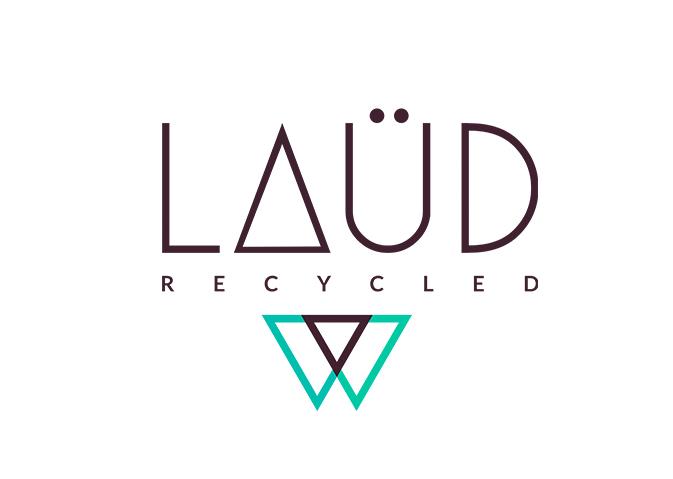laüd recycle logo